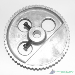 241092 SYNCHRO PULLEY NEWLONG NP 7A